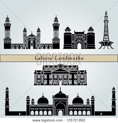 Lahore Landmarks