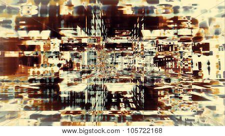 Futuristic Technology Screen 10562