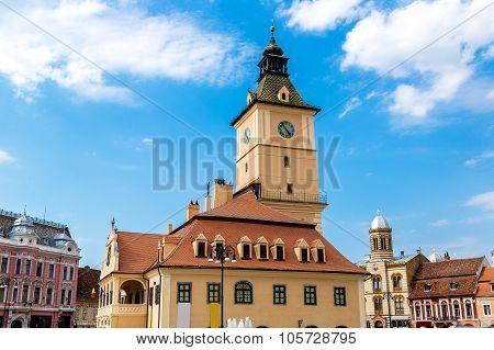 City Hall In Brasov
