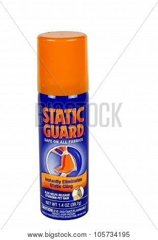 Static Guard Can