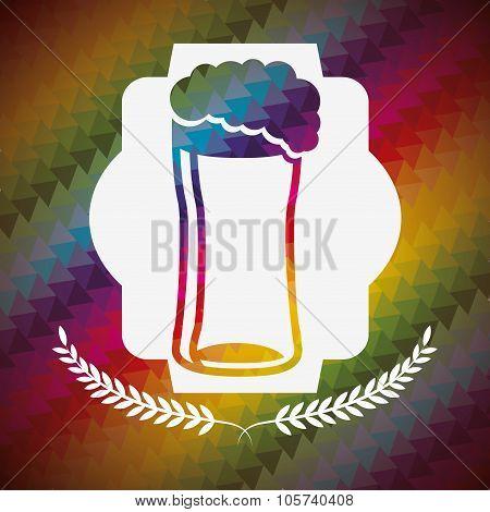 refreshing beer design