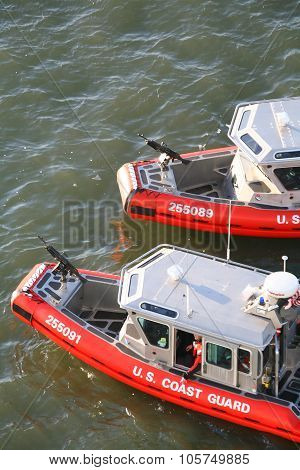 Us Coast Guard Powerboats