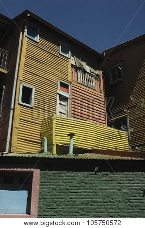 The Neighborhood Of La Boca