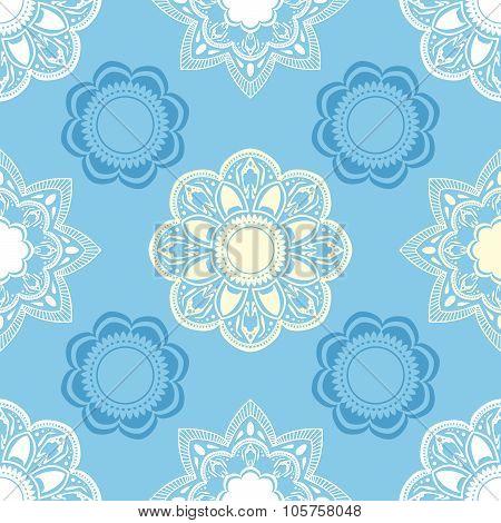 elegant Ornamental pattern
