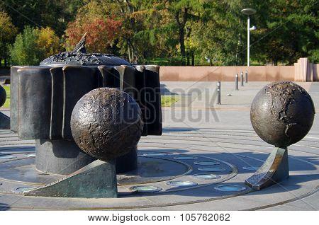 The Sculpture