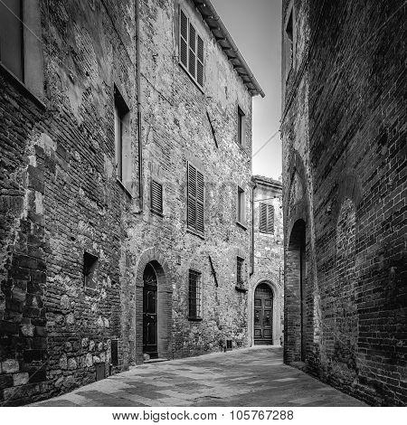 Montepulciano Tuscan Town