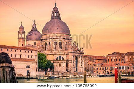 Santa Maria Della Salute Cathedral, Venice
