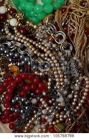 Elegant Fashionable Bijouterie Collection
