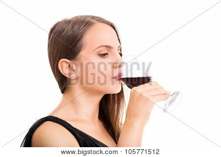 Sip Of Wine