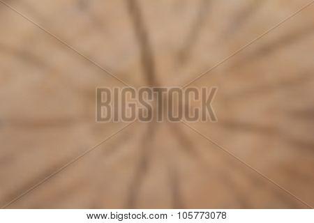 illustration - blured background of fallen tree stump