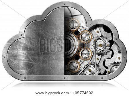 Cloud Computing With Metal Gears