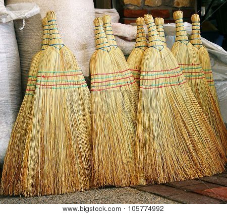 Broom For Household Waste