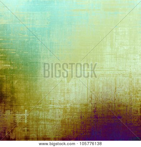 Ancient grunge background texture. With different color patterns: yellow (beige); purple (violet); blue; green yellow (beige); purple (violet); blue; green