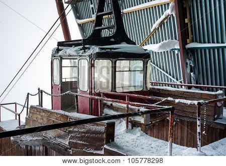 Old Pendulum Cableway