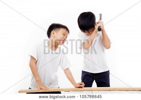 Brother Hammer And Nail