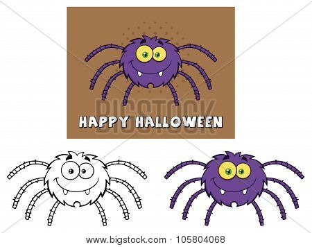 Funny Spider Collection