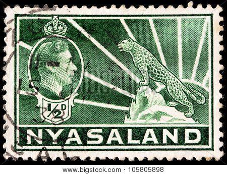 Nyasaland Stamp