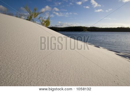 Footprints On Sand 3