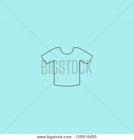 Tee-shirt design template