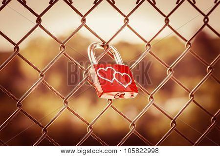 Love Lockers Warm Tone Style
