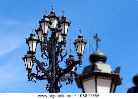 Old-fashioned Lanterns