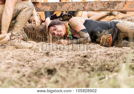 Tough Mudder 2015: Rolling In The Mud