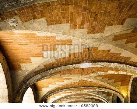 Paris And The Arches Of Places Des Vosges