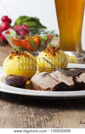 bavarian pork meat