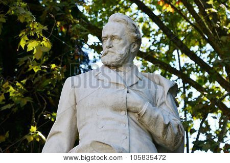 Victor Hugo the great french writer
