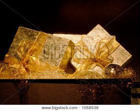 Presentes de ouro