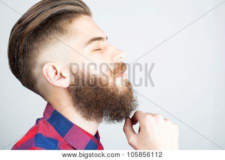 Stylish Hipster Guy