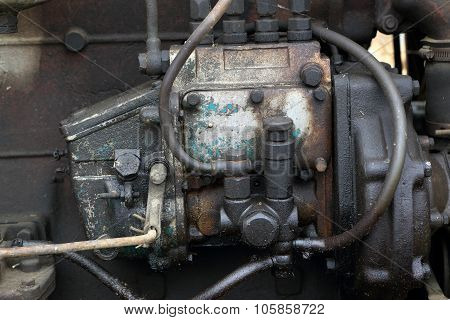 Part Of The Engine