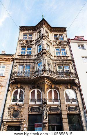 Pharmacy Salvator In Old Town Bratislava