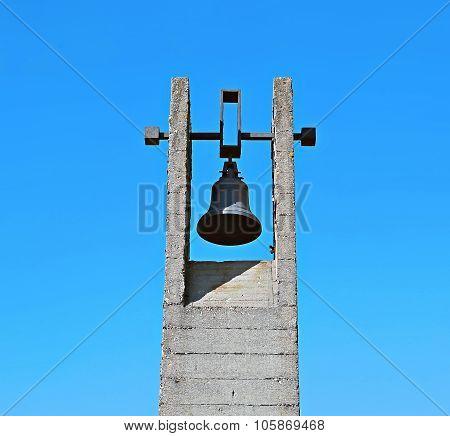 Memorial Funeral Bells In Khatyn