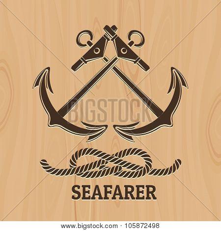 Seafarer Club Emblem