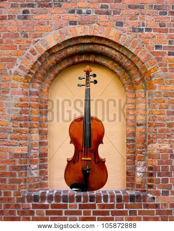 The Blind Windows Violin
