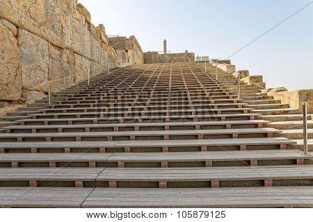 Persepolis entrance stairs