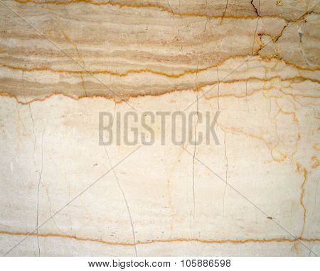 Yellow marble texture