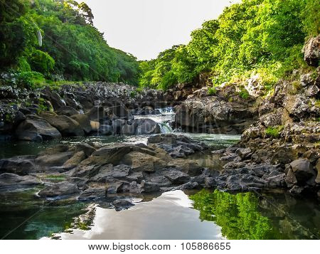 Black River Gorges Mauritius
