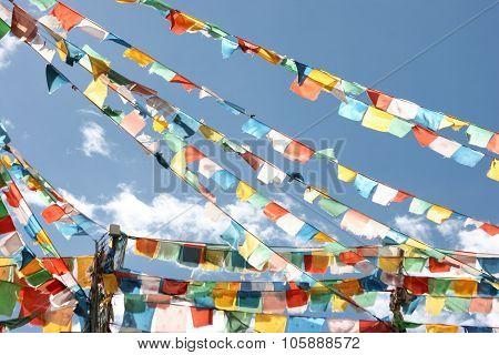 Tibetan Prayer Flags 2