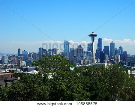 Seattle Downtown 2