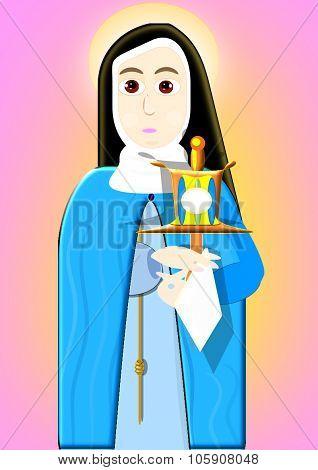 St. Clara of Assisi