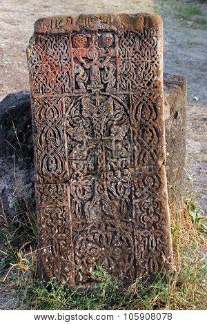 Khachkar Or Cross-stone
