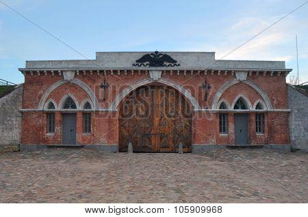 Nikolaev Gate