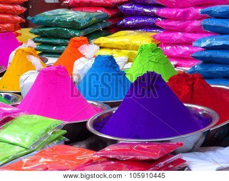 Festive Colors