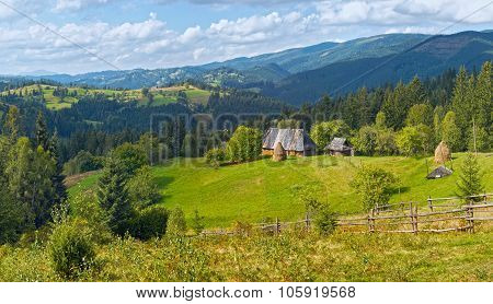 Summer Mountains (carpathian, Ukraine)