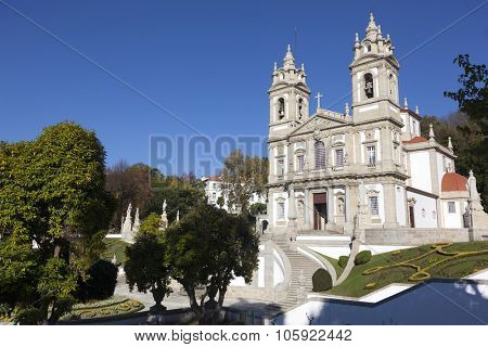 Church of Bom Jesus do Monte, Braga, north of Portugal