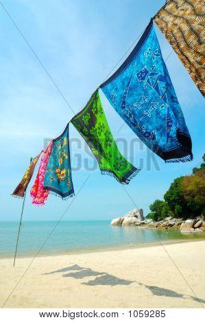 Beach And Batik