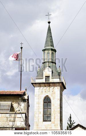 Church Of The Visitation, Jerusalem