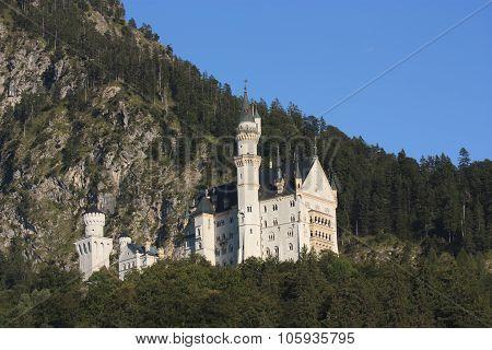 Beautiful Castle Neuschwanstein